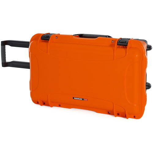 938 Case w/ Cubed Foam - Orange