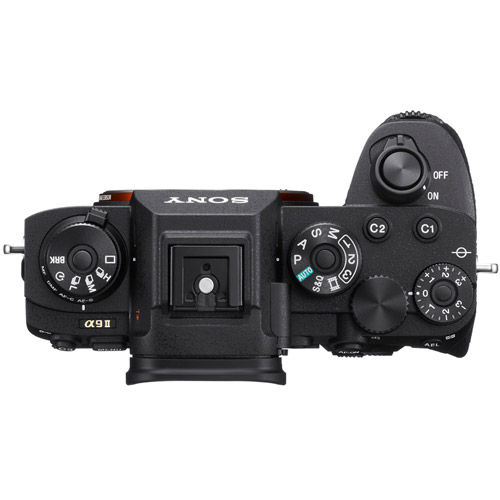 Alpha A9II Mirrorless Body