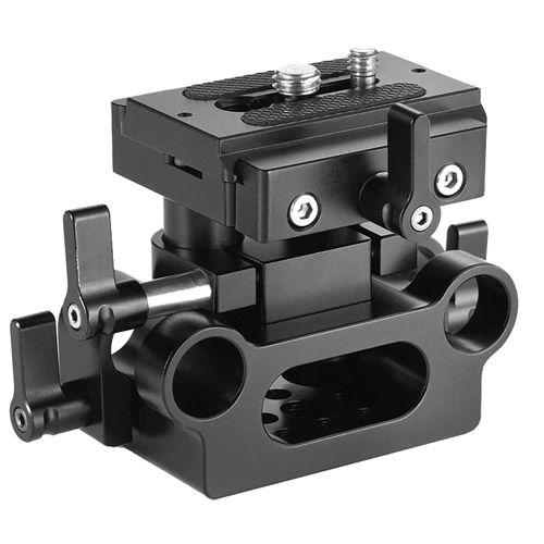 Universal 15mm Rail Support System Baseplate