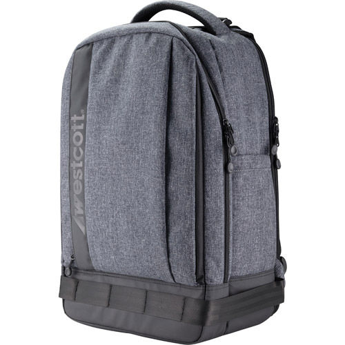 FJ400 Strobe 1-Light Backpack Kit w/ FJ-X2m Universal Wireless Trigger & Rapid Box Switch Octa
