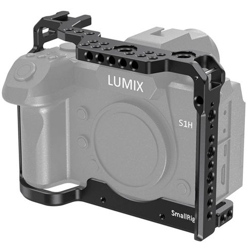 Cage for Panasonic S1H Camera