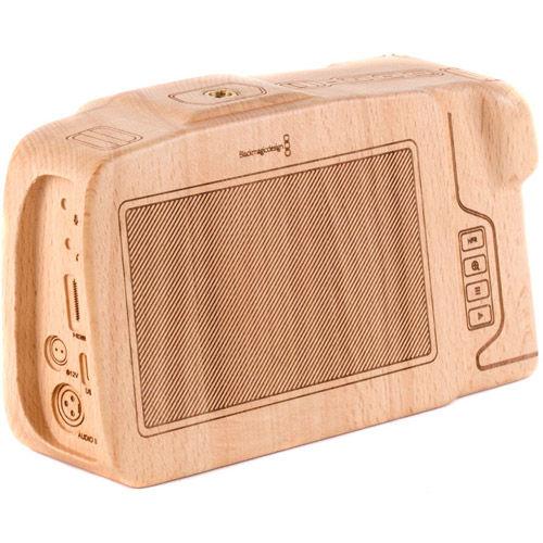 Wood Blackmagic Pocket Cinema Camera 4K Model