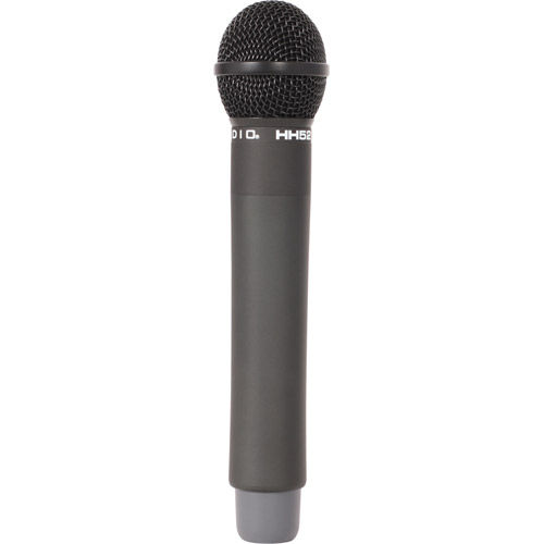 PSER-HH52 Wireless Handheld Microphone System (UHF Diversity, 16 Frequencies)