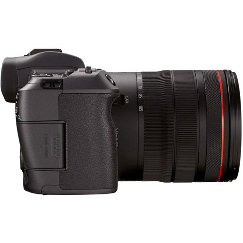 EOS R Full Frame Mirrorless Camera Body with Battery Grip BG-E22 for EOS R