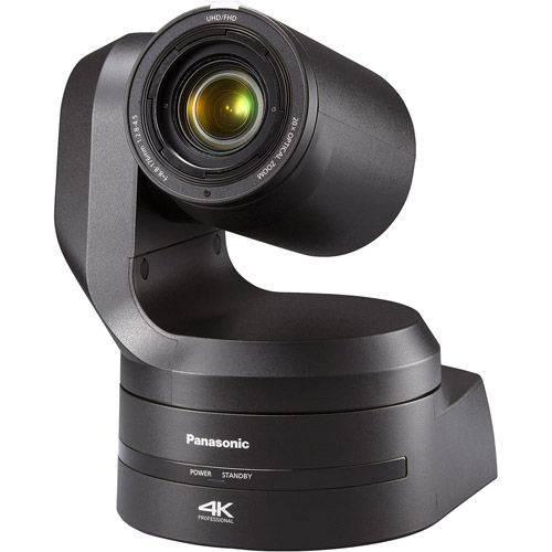 AWUE150KPJ8 UHD 4K 20x PTZ Camera - Black