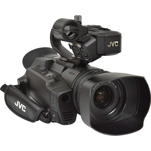 JVC GY-HM250SP 4K Live Streaming w/Sport Overlays
