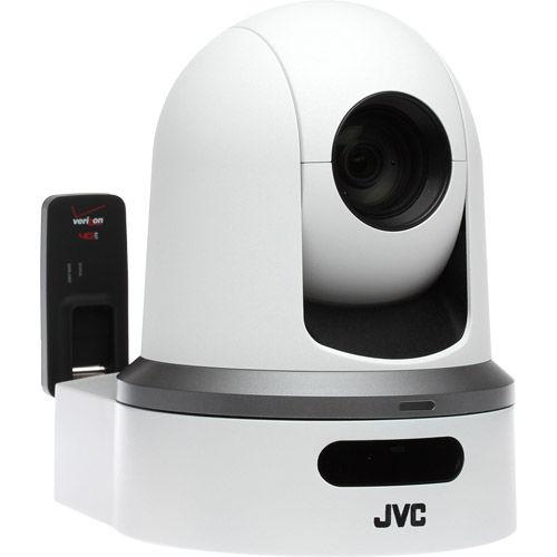 JVC KY-PZ100W 12x Robotic PTZ Advance IP Network