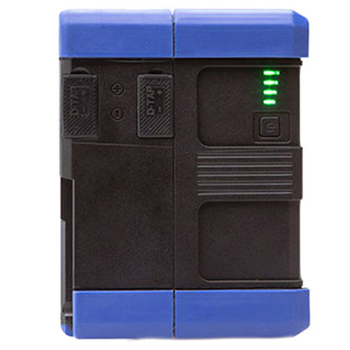 Mini HP V-lock Battery 14.8V,300wh 4 x D-tap,1 x USB