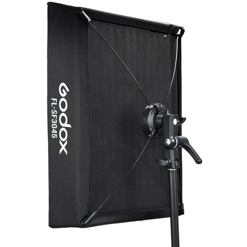 Softbox with Grid, Diffuser, and Bag for FL60
