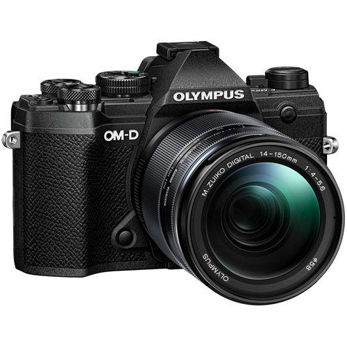 OM-D E-M5 Mark III Mirrorless Body Black