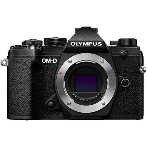 OM-D E-M5 Mark III Mirrorless Kit Black w/ M.Zuiko ED 14-150mm f/4-5.6 II Lens