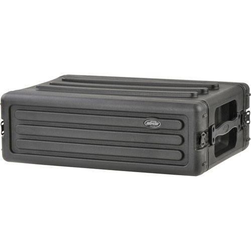 1SKB-R3S Roto Shallow Rack Case with Steel Rails