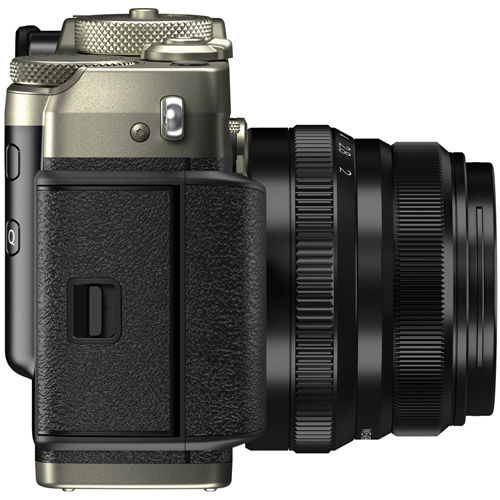 X-Pro3 Mirrorless Body DURA Silver