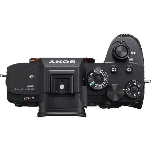 Alpha A7RIV Mirrorless Body w/ Extreme Pro 128GB SDXC UHS-I Card & NPFZ100 Battery
