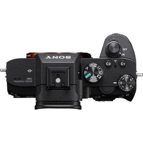 Alpha A7III Mirrorless Body w/ Extreme Pro 128GB SDXC UHS-I Card & NPFZ100 Battery