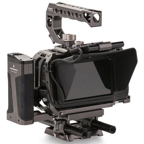 Tilta Advanced Camera Cage Kit For Bmpcc 4k 6k Tilta Gray Ta T01 A G Camera Stabilizer Gimbals Vistek Canada Product Detail