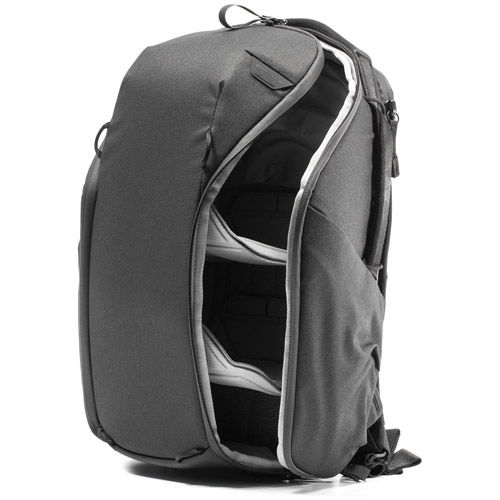 Everyday Backpack 15L Zip - Black