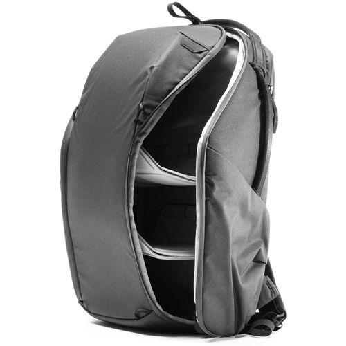 Everyday Backpack 20L Zip - Black