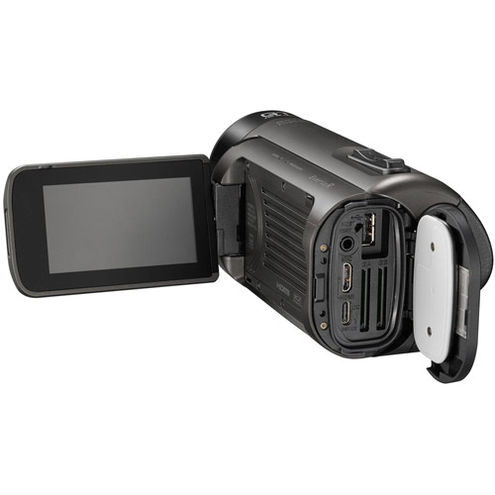 EverioR GZ-RY980HU 4K Quad-Proof Camcorder Package