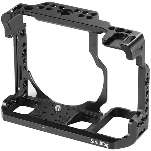 Cage Kit for Nikon Z6/ Nikon Z7 Camera with Swivel Tilt Monitor Mount with Cold Shoe, Handle