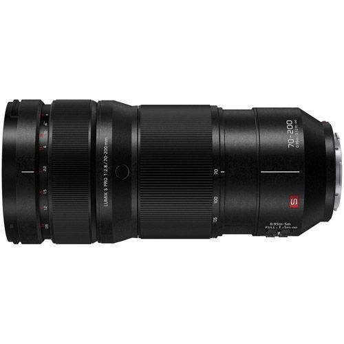Lumix S PRO 70-200mm f/2.8 OIS L-Mount Lens