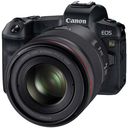 EOS RA Full Frame Mirrorless Camera Body
