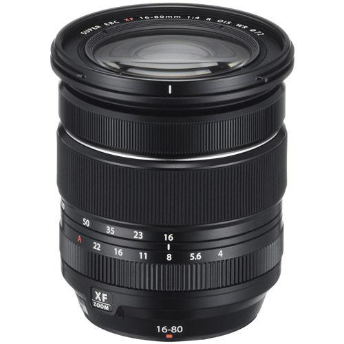 X-T3 Mirrorless Kit Black w/ XF 16-80mm f/4 R OIS WR Lens