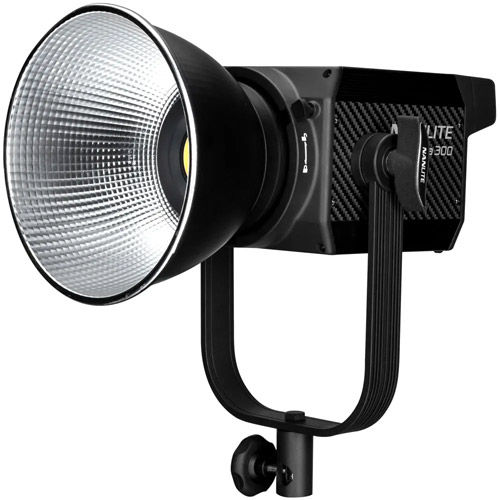 Forza 300 LED Light 300W incl AC, Cable, Reflector Bag w/ Forza 60 LED Light 60W incl AC, Reflector