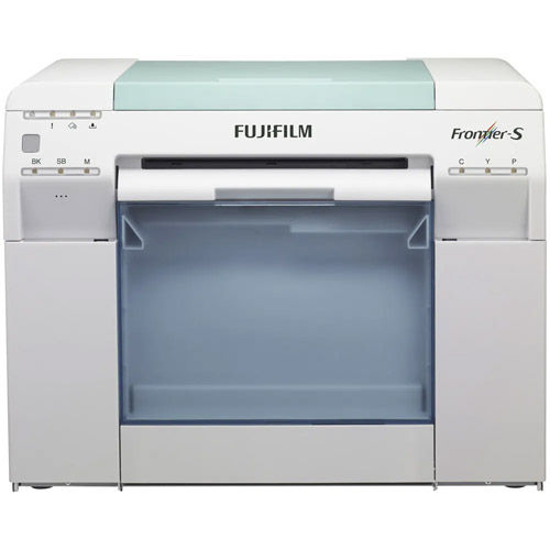 Frontier-S DX100 Printer Package w/ Free 8x213 Inkjet Paper Glossy
