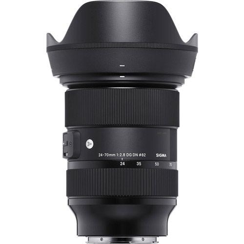 24-70mm f/2.8 DG DN Art Lens for Sony E-Mount