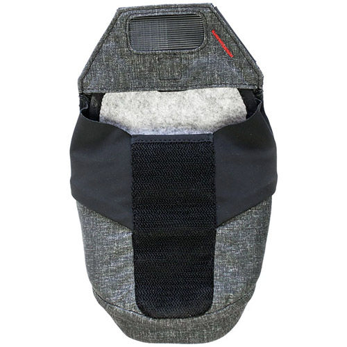 Range Pouch - Large- Charcoal