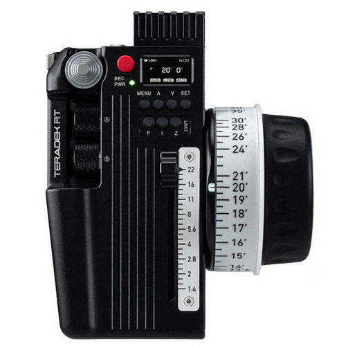 CTRL.3 Wireless Lens Control Deluxe Kit (1-Motor) -- plus a FREE SmallHD Cine7 500 Rx Monitor/Receiv