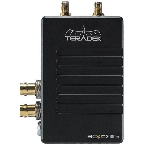 Bolt 3000XT SDI/HDMI Wireless Tx/Rx Deluxe Kit (Gold-Mount) plus a FREE Sidekick XT Receiver