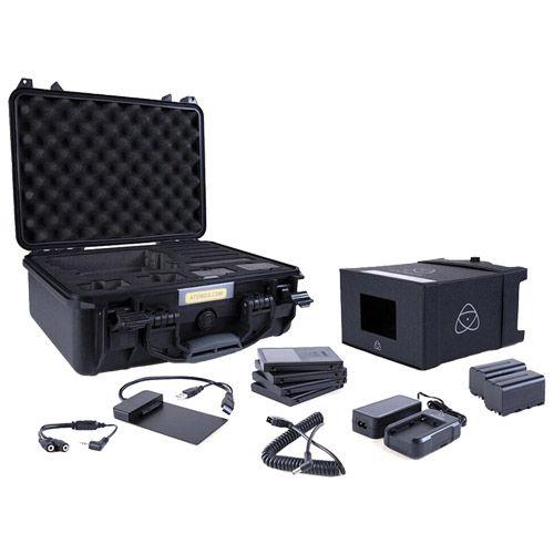 Ninja Inferno w/ Travel Case, Master Caddy II Drive Caddy and Power Supply Bundle w/Acc. Kit