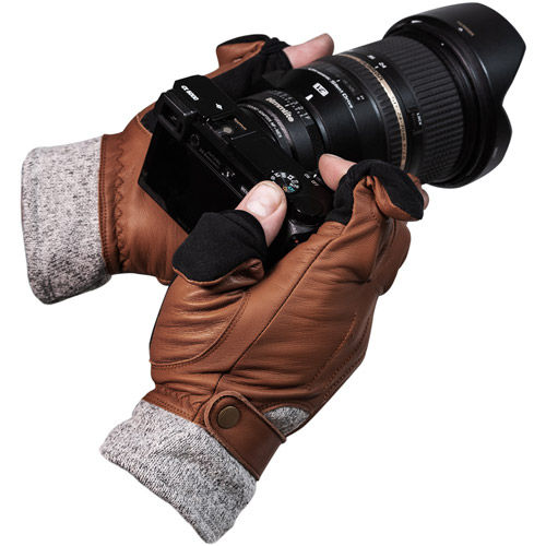 Urbex Photography Gloves (Large)