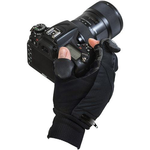 Ipsoot Photography Gloves (Medium)