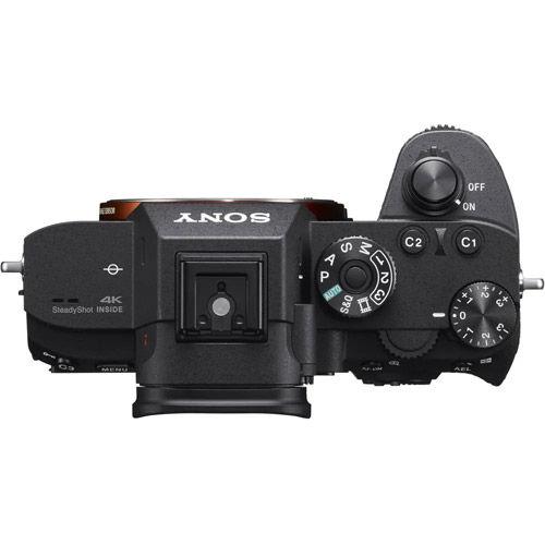Alpha A7RIII Mirrorless Body w/ TOUGH 64GB SDXC UHS-II U3 Class 10 V90 Card