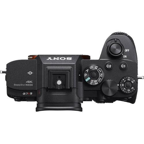 Alpha A7RIV Mirrorless Body w/ TOUGH 64GB SDXC UHS-II U3 Class 10 V90 Card