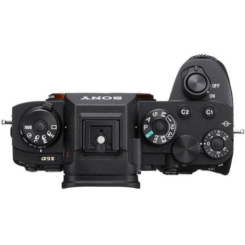 Alpha A9II Mirrorless Body w/ TOUGH 64GB SDXC UHS-II U3 Class 10 V90 Card