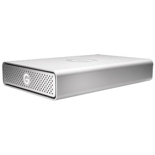 6TB GDRIVE USB-C Silver