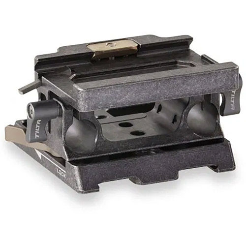 15mm LWS Baseplate for BMPCC4K - Tactical Gray