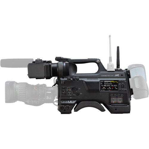 """GY-HC900CHU CONNECTED CAM 2/3"""" Broadcast ENG Camcorder - Body"""