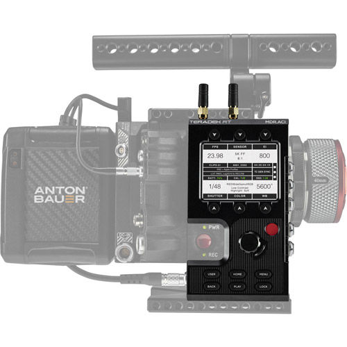 MDR.ACI Assistant Camera Interface with Integrated MDR to Power RT Motors