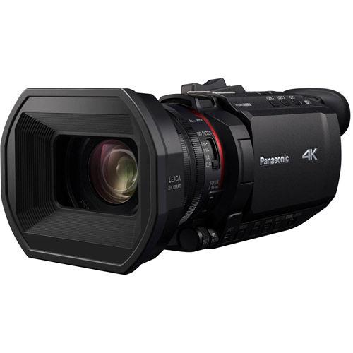 HCX1500 4K 60p Camcorder