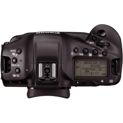 EOS 1DX Mark III Body With 512GB CF Express Card, CF Express Reader, and LP-E19 Battery