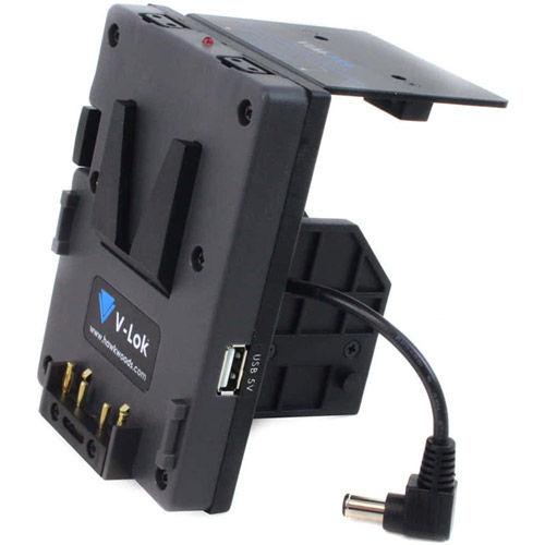 Sony FX9 V-Lok Camera mount 2 x D-TAP