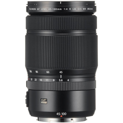 Fujinon GF 45-100mm f/4.0 R LM OIS WR Lens