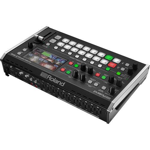 V-8HD Video Switcher
