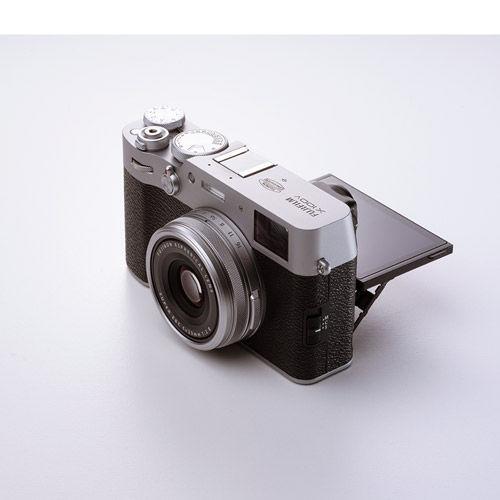 X100V Silver