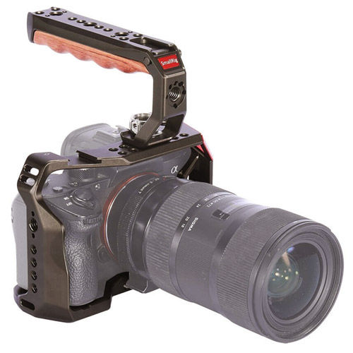 Cage and Handle Kit for Sony A7III and A7RIII